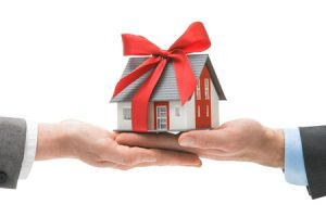 Immobilienschenkung samt Wertsachen sind steuerpflichtig!