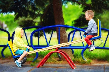 Spielplatz im Gemeinschaftseigentum? Instandhaltung muss sein!