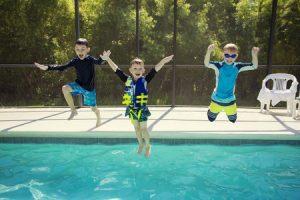 Streitfall Swimmingpool: WEG-Mitglieder dürfen mitreden