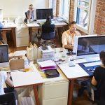 Die richtige Gestaltung des Arbeitsplatzes