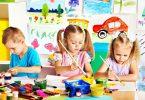7 abwechslungsreiche Techniken für das Malen mit Kindern