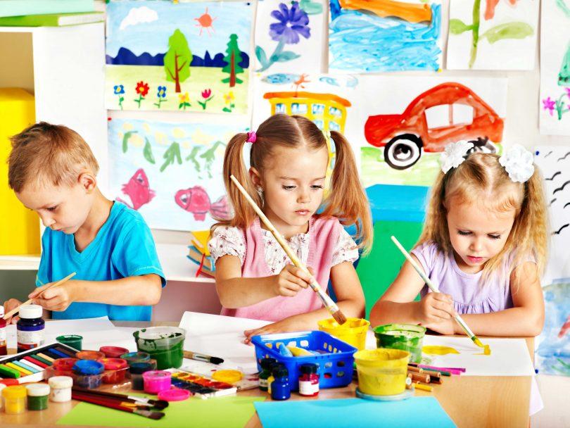 7 Abwechslungsreiche Techniken Für Das Malen Mit Kindern Expertode