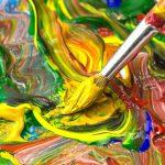10 Tipps für das Malen mit Acrylfarbe
