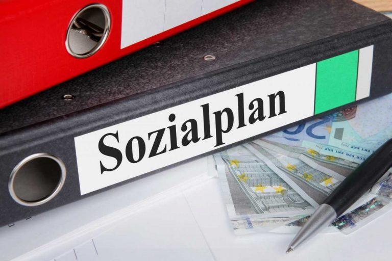 Erzwingbarer Sozialplan bei Personalabbau