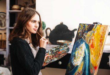 So können Erwachsene ihre kreative Ader fördern