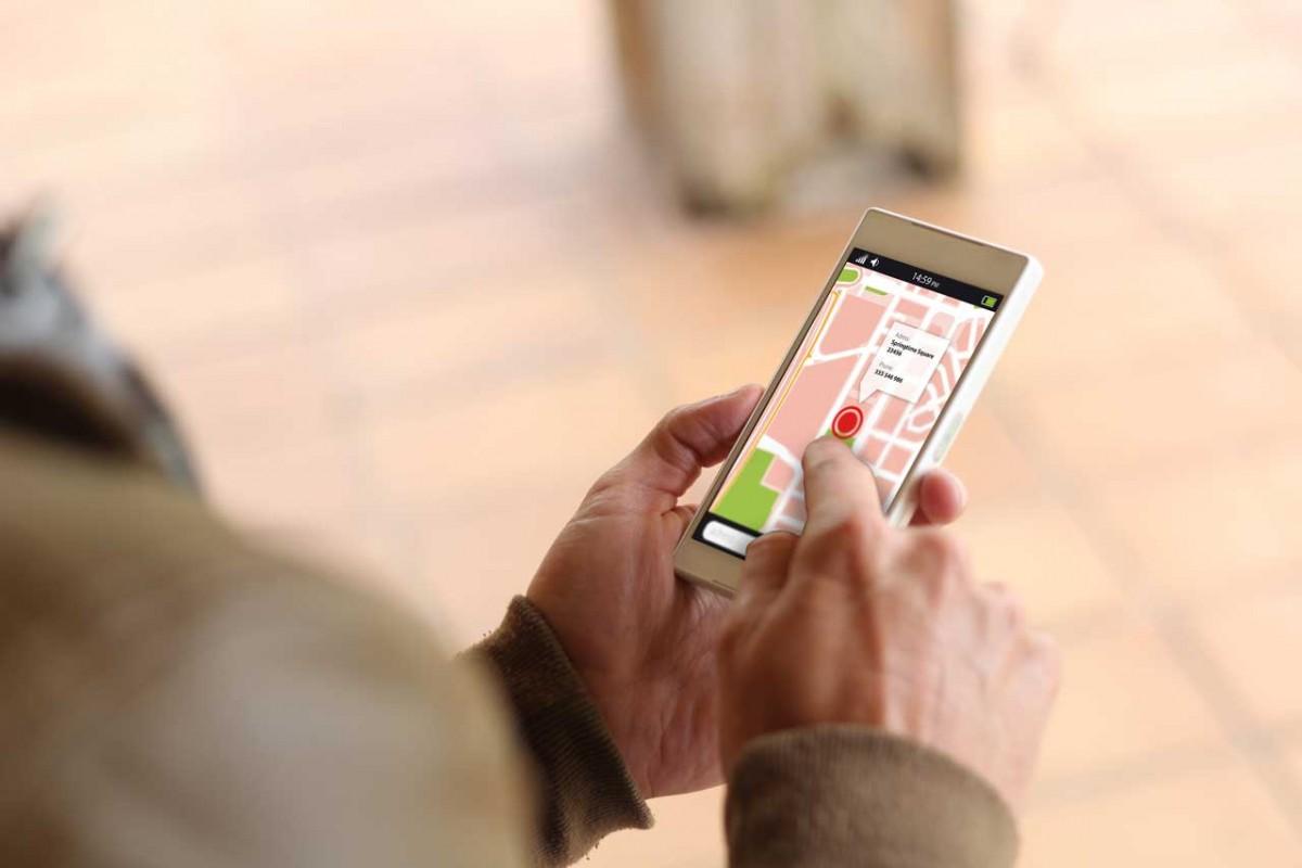 Maps Entfernungsmesser Iphone : Google maps so messen sie entfernungen auf der digitalen