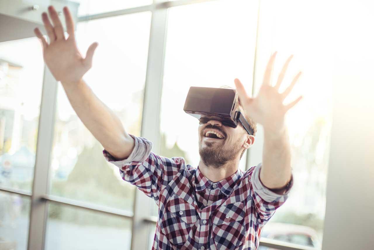 VR-Spiele - welche Möglichkeiten stecken dahinter?
