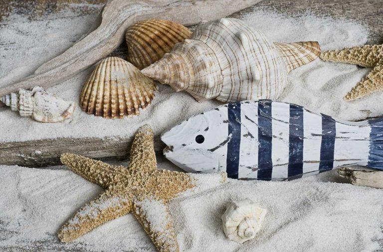 So wecken Sie mit maritimer Sommer-Deko auch zu Hause Urlaubsgefühle