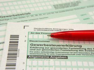 Keine Gewerbesteuer auf Vermietung von Einkaufszentren