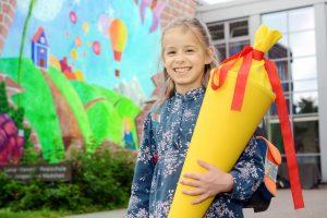 So nehmen Sie Ihrem Kind die Angst vor dem ersten Schultag