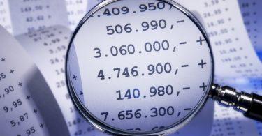 DIN 5008: Zahlen und ihre Gliederung