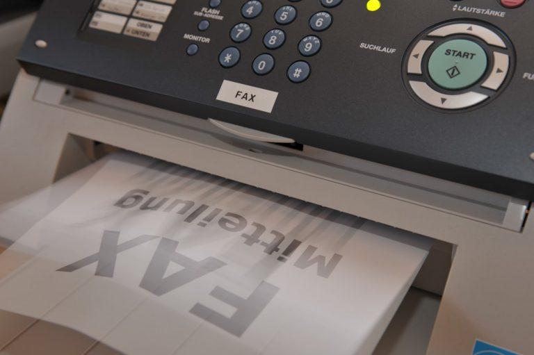 Versenden Sie kostenlos Faxe von jedem Computer aus