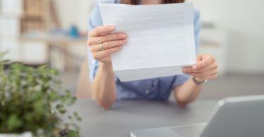 Der Aufbau eines Geschäftsbriefs nach DIN 5008