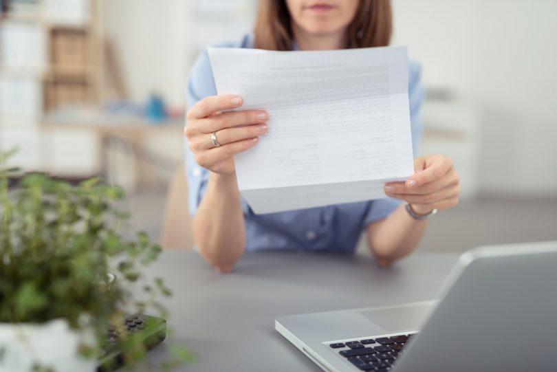 Der Aufbau Eines Geschäftsbriefs Nach Din 5008 Expertode