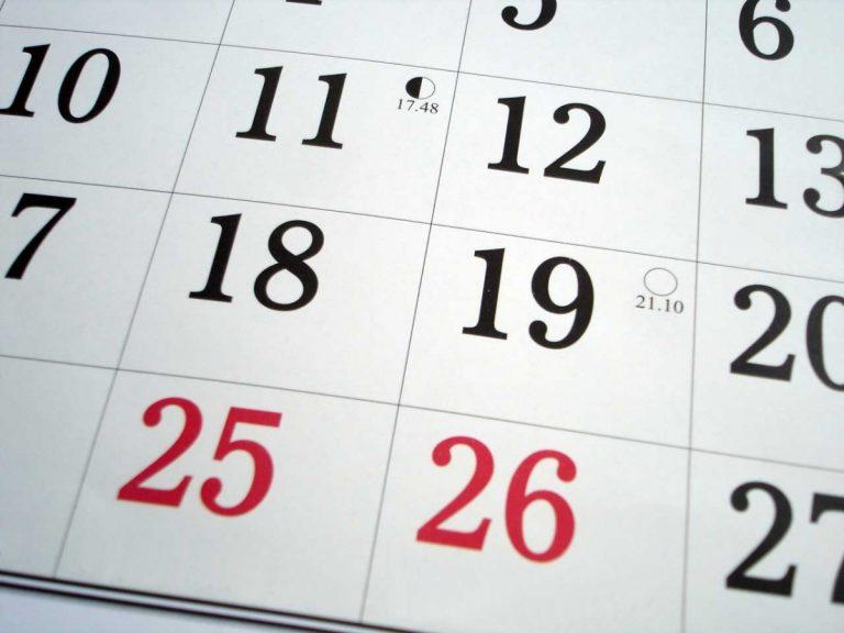DIN 5008: So schreiben Sie das Datum richtig