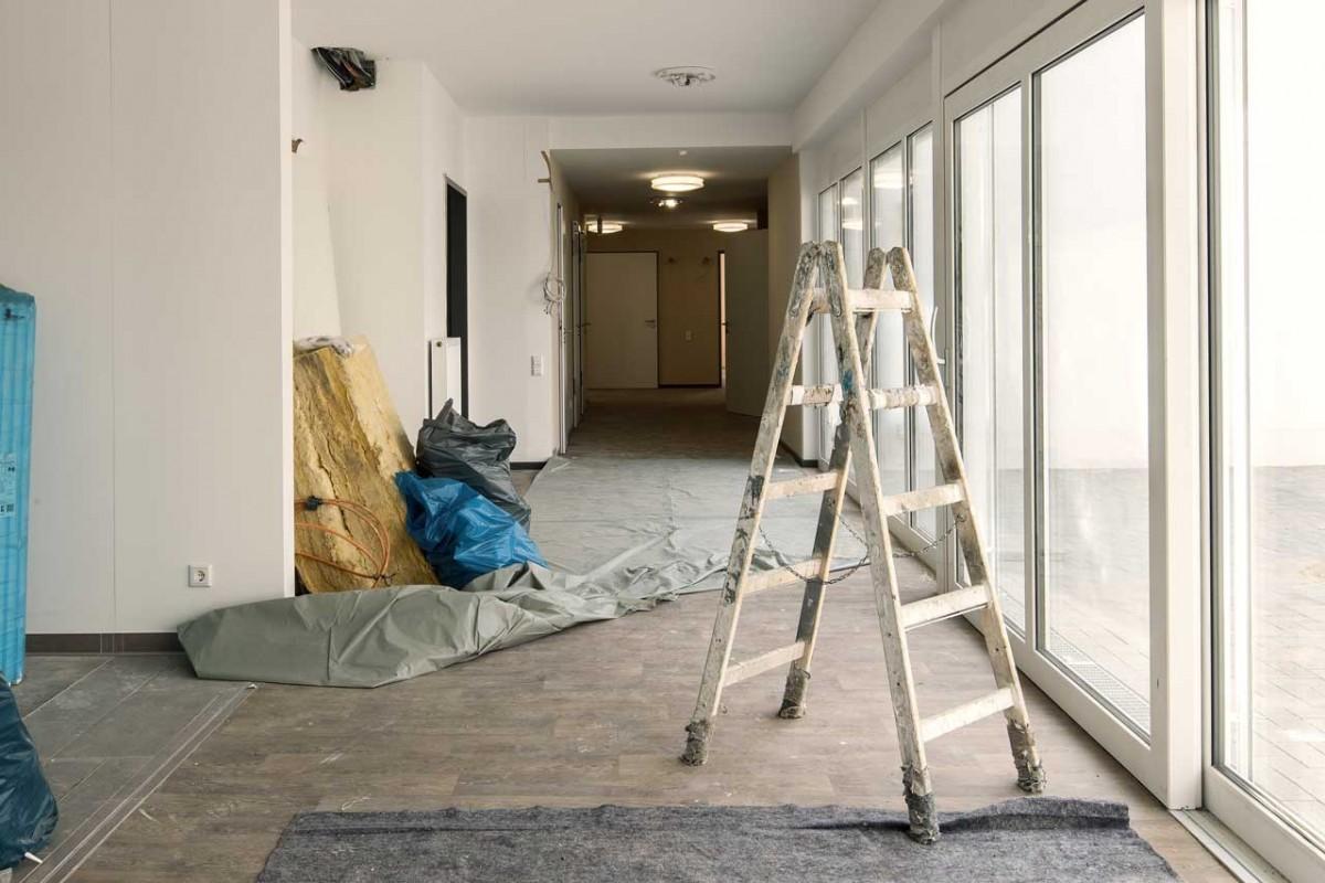 umbau von gewerber umen zur vermietung sofort absetzbar. Black Bedroom Furniture Sets. Home Design Ideas