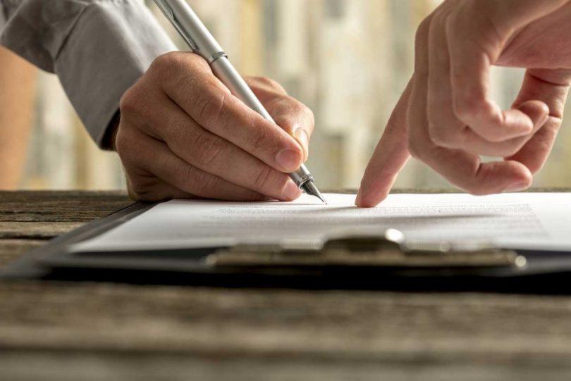 Die Zehn Wichtigsten Punkte Bei Einem Aufhebungsvertrag Mit