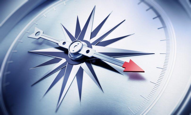 Beeindrucken Sie das Publikum mit einem animierten Kompass
