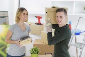 So lässt sich bei der Einrichtung der neuen Wohnung ordentlich Geld sparen