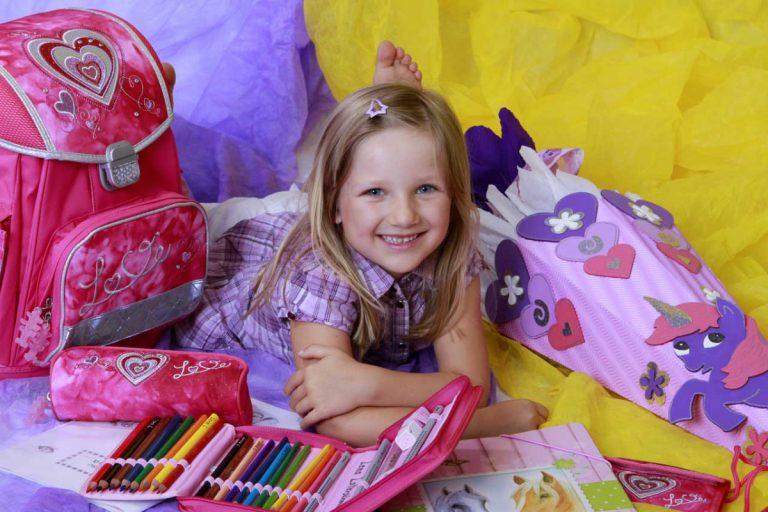 6 Dinge, die Ihr Kind für den ersten Schultag braucht