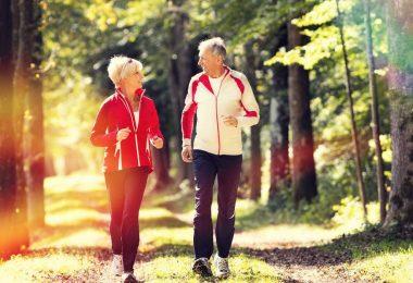Sport ist sehr wirksam gegen Bluthochdruck – egal in welchem Alter!