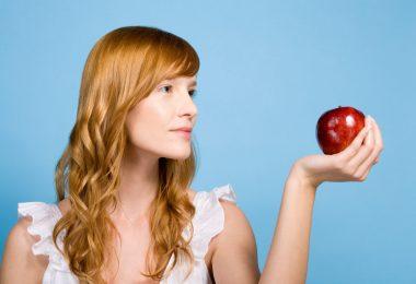 Haut- und Haarpflege mit Apfelessig