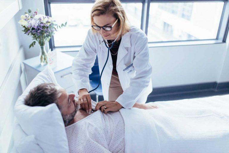 Die Diagnose des Schlaganfalls – was passiert im Krankenhaus?