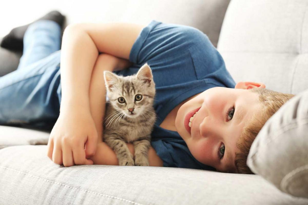 Ein Haustier für mein Kind: Darauf müssen Sie achten