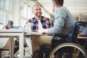 Schwerbehinderte Arbeitnehmer – Rechte und Pflichten