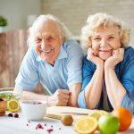 Das sollten Sie über die Ernährung im Alter wissen