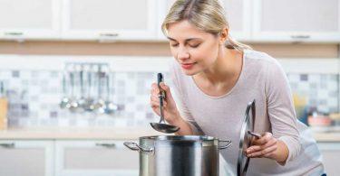 Gesunde Ernährung: Schnelle Rezepte für Singles