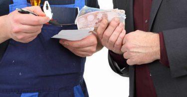 Schwarzarbeit in der WEG – Achtung, auch der BGH kennt kein Pardon!