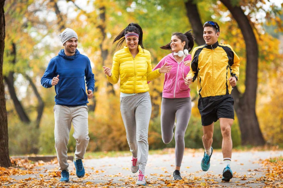 Laufen Sie sich gesund