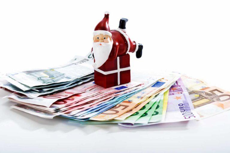 In diesem Fall müssen Sie kein Weihnachtsgeld zahlen