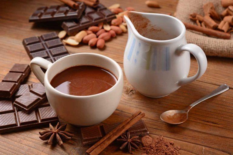 Ein Kakao wärmt Körper, Geist und Seele: Leckere Rezepte