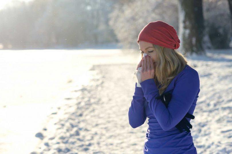 Ist Sport bei einer Erkältung eine gute Idee?