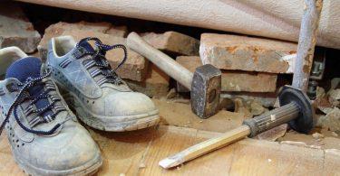 Sicherheitsschuhe - auch für Heimwerker sinnvoll?
