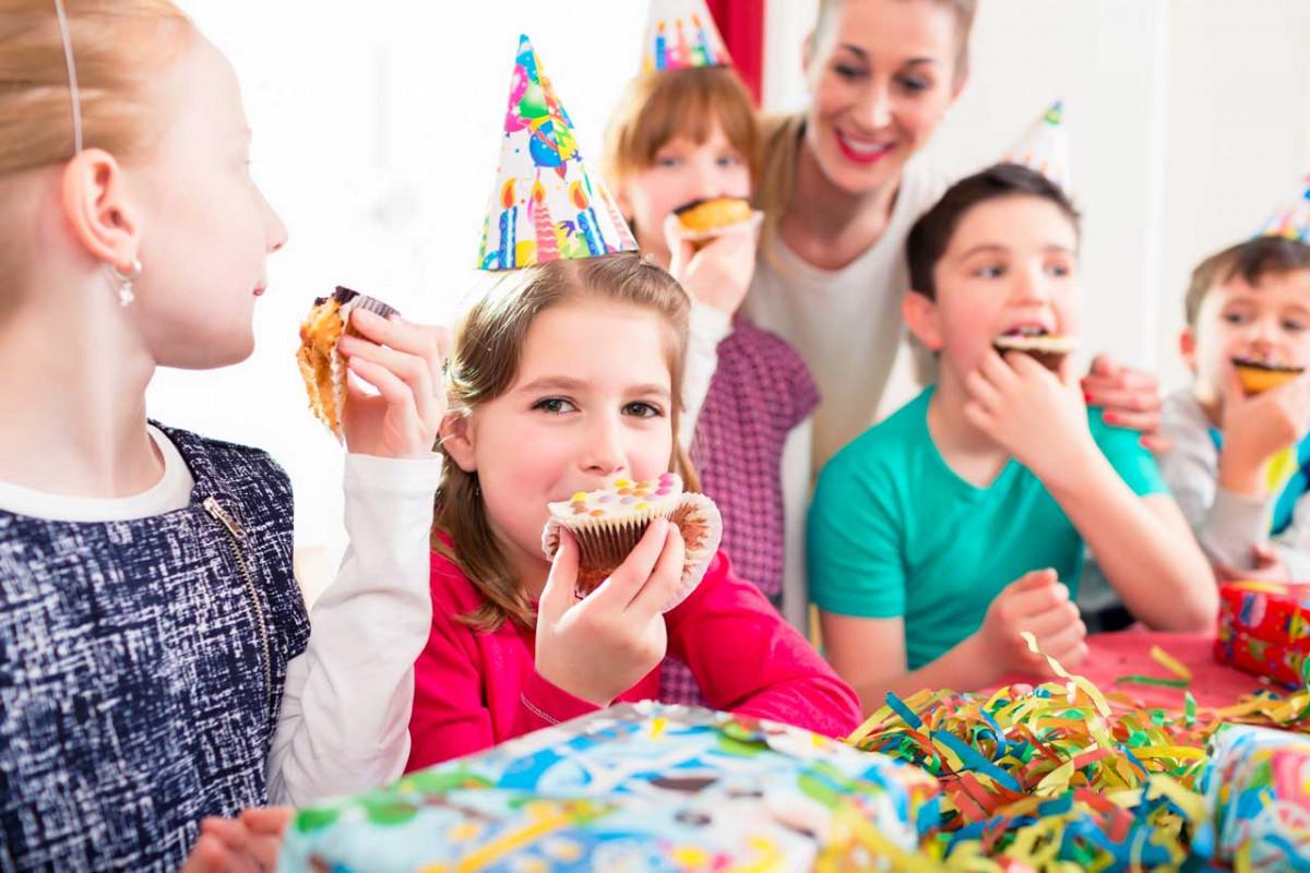 Entspannt Kindergeburtstag feiern
