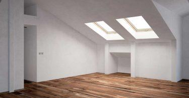 Wohnung mit Dachschrägen einrichten