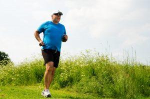 Fünf Tipps für übergewichtige Läufer