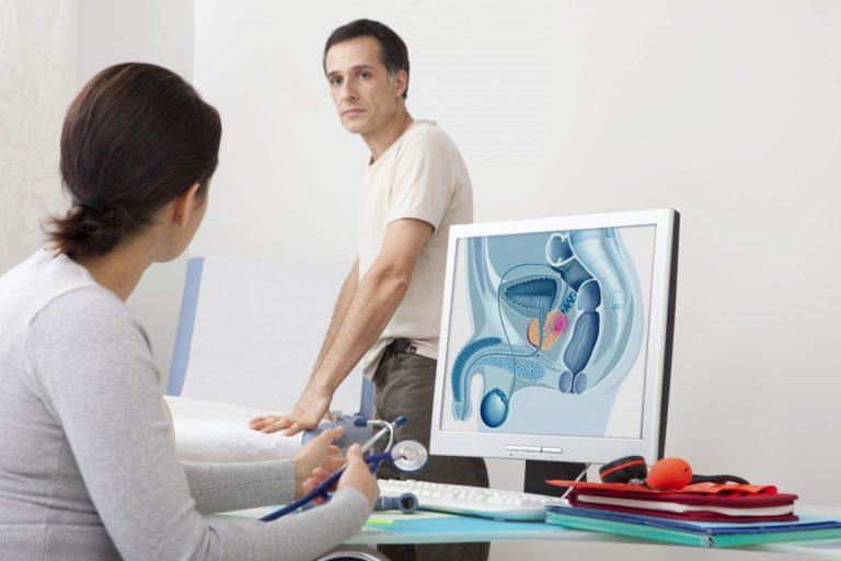 Prostatakrebs – Die Gewebeprobe (Biopsie)