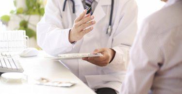 VORSORGE  - Der Urologe und die Sache mit dem Zeigefinger