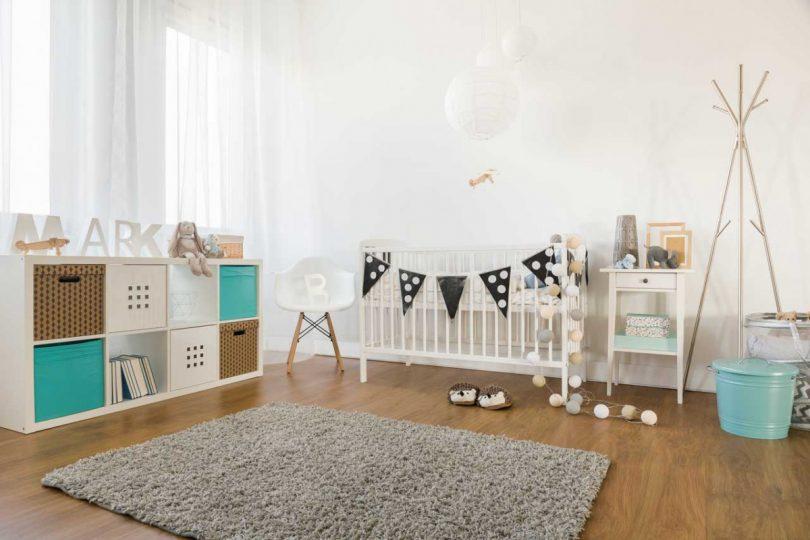 Babyzimmer einrichten: Weniger ist mehr! - experto.de