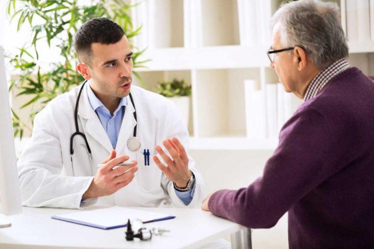 Prostatakrebs  - so gehen Sie damit um