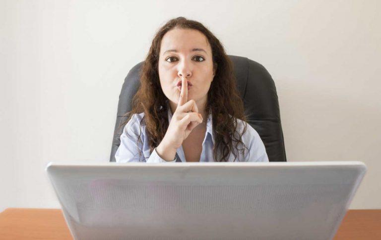 Private E-Mails am Arbeitsplatz