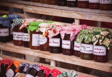 Marmeladen-Etiketten selber drucken für Ostern