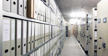 Wohin mit all den Unterlagen? – Ein Archiv ist die Lösung
