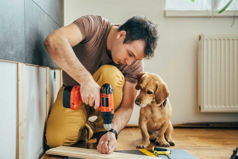 Die wichtigsten Werkzeuge für ambitionierte Heimwerker