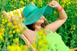 So pflegen Sie Ihre Haut nach dem Sonnenbad