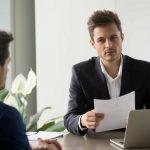 Bewerbungsgespräch richtiges Reagieren bei unzulässigen Fragen